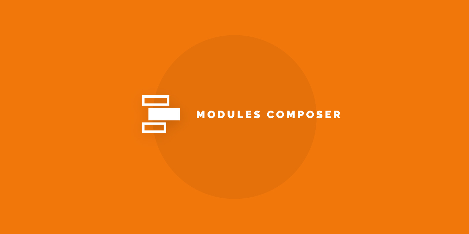 Modules Composer – Some words about this helpful tool